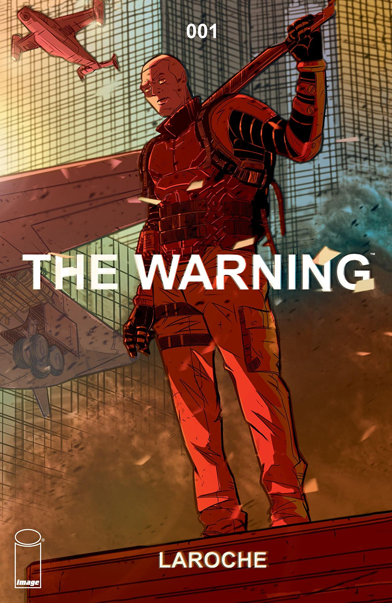 The Warning #1 review: Nothing more than the sum of its parts