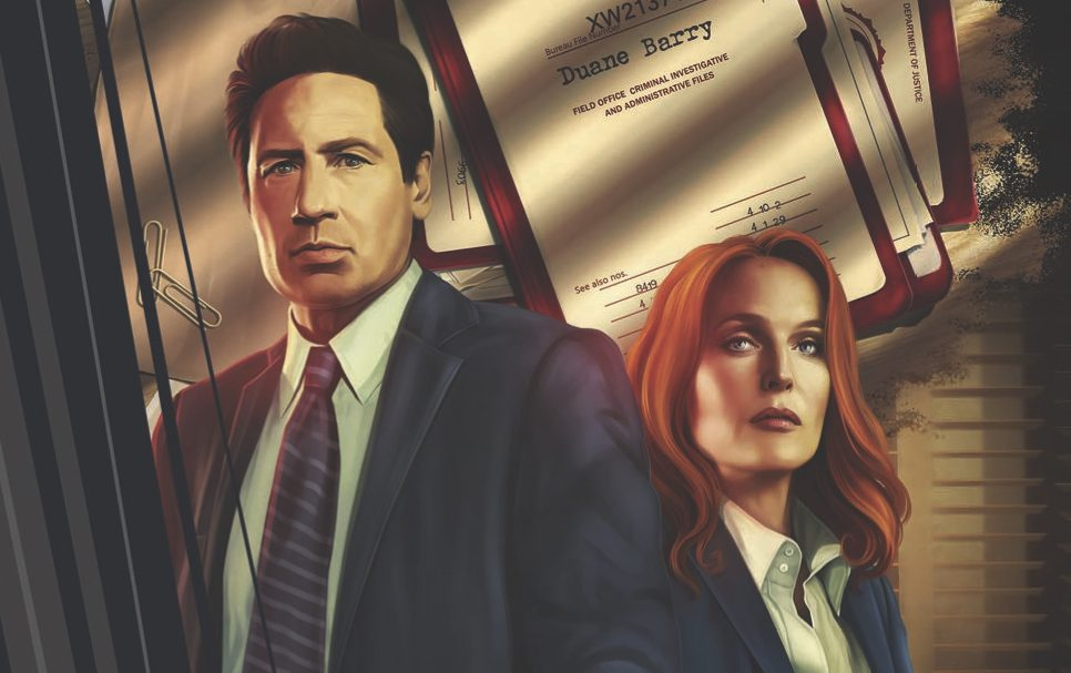 'The X-Files: Case Files Vol. 1' TPB Review