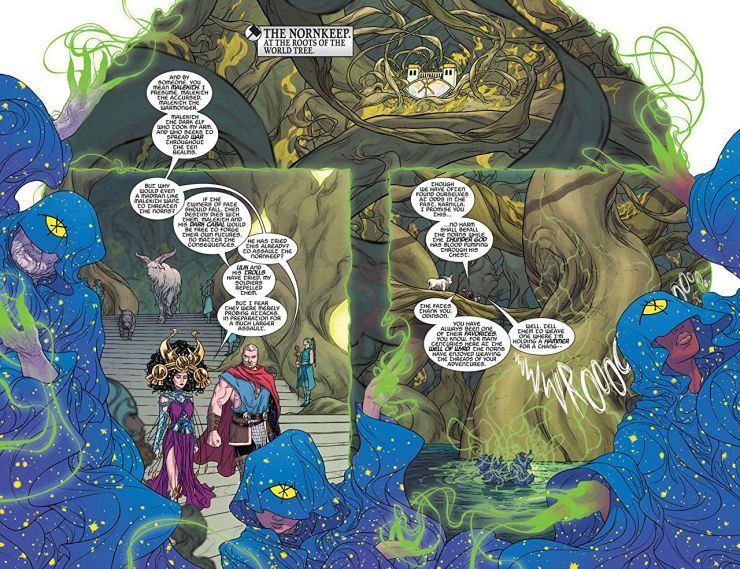 3 Reasons Why: 'Mighty Thor Vol. 5: The Death of the Mighty Thor' is a story everyone should read