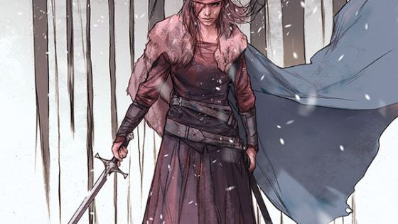 [EXCLUSIVE] Dark Horse Preview: Sword Daughter #5
