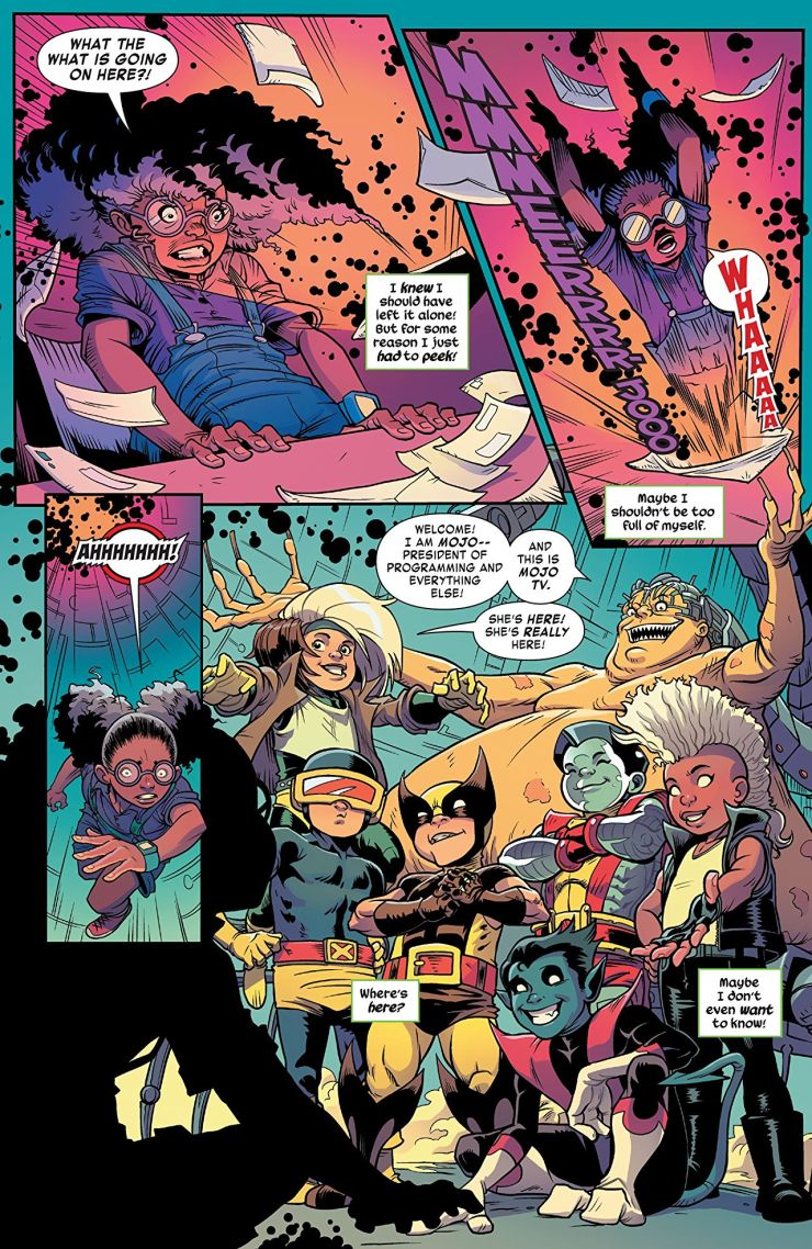 Moon Girl And The Marvel Universe Review