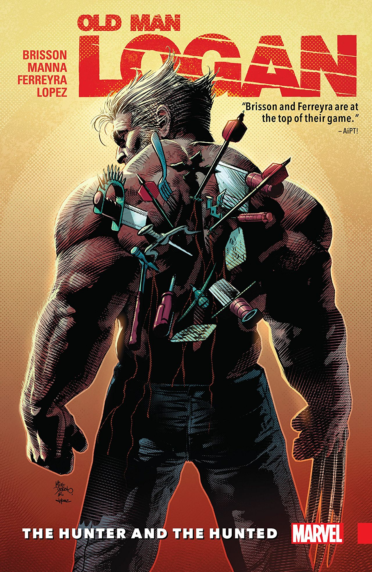 Old Man Logan Vol. 9: The Hunter and the Hunted review