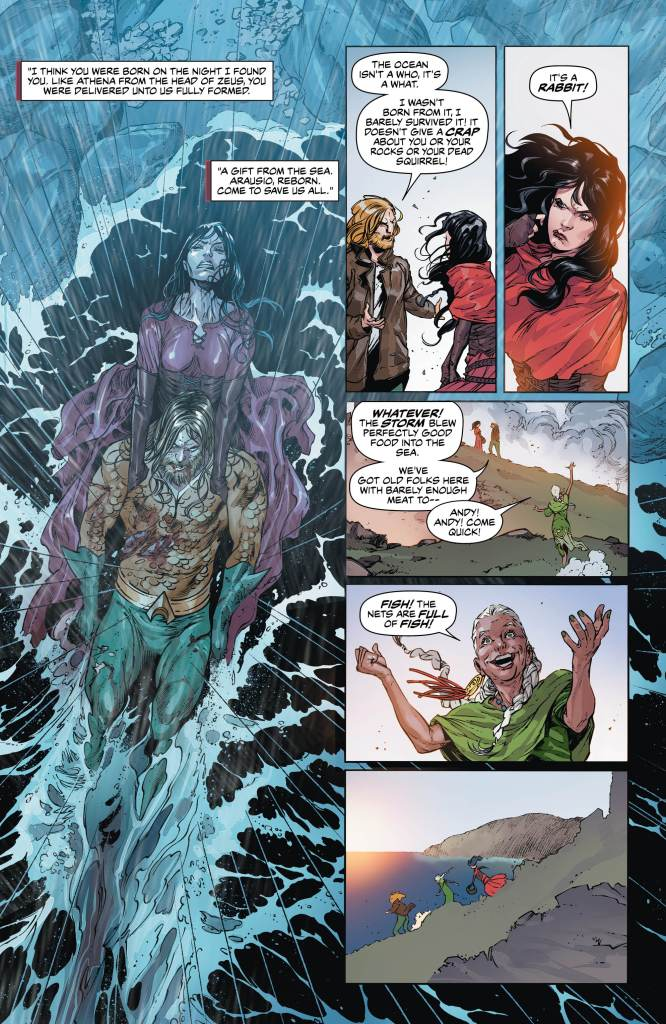 Aquaman #43 review: A new beginning