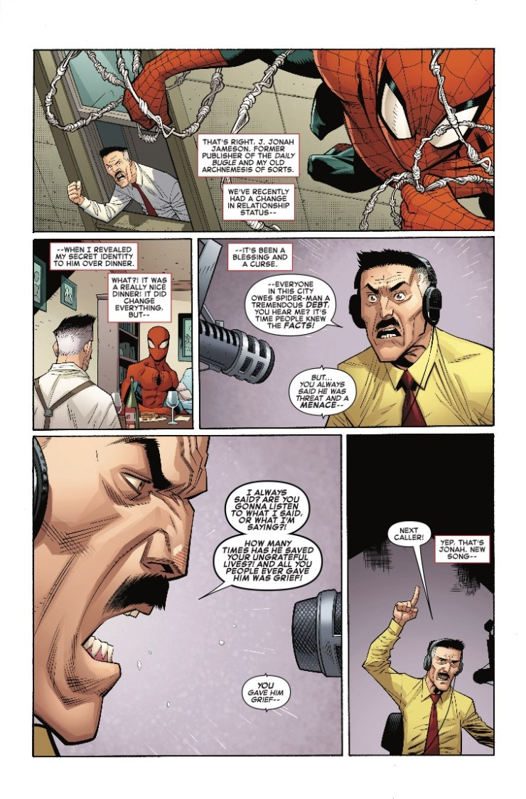 Marvel Preview: Amazing Spider-Man #11