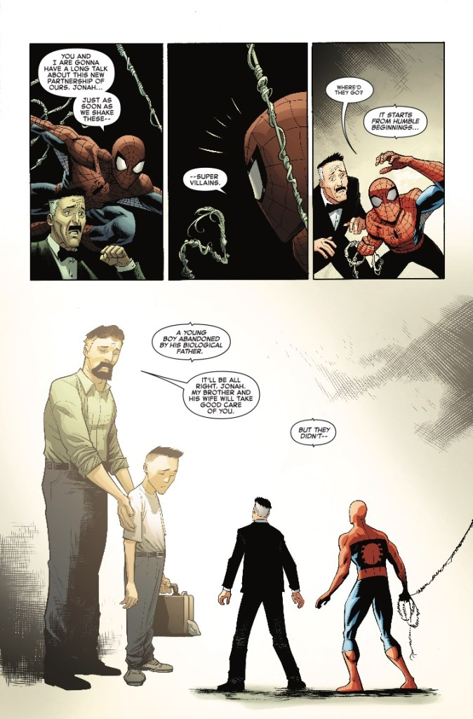 Marvel Preview: Amazing Spider-Man #12