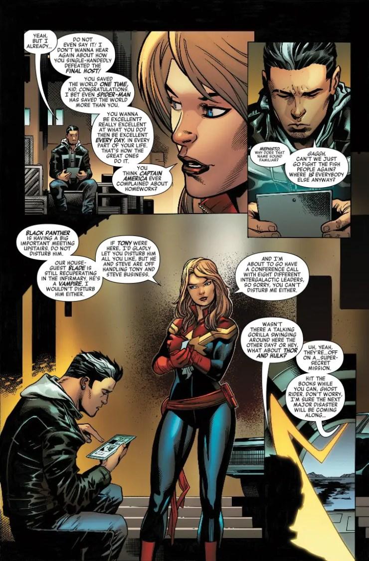 Marvel Preview: Avengers #11