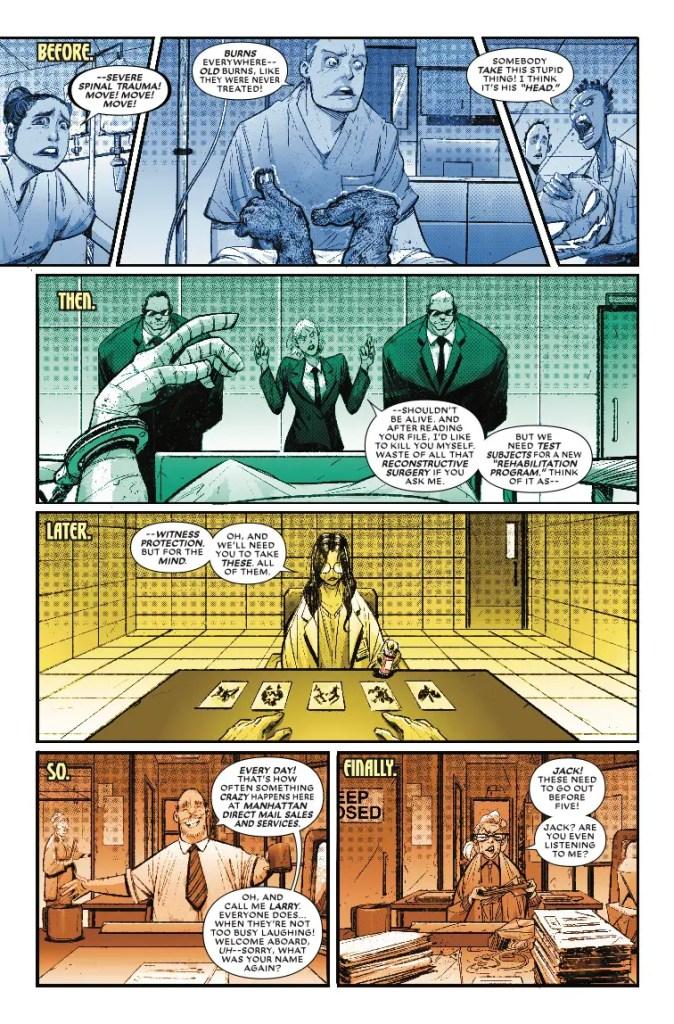 Marvel Preview: Black Panther vs. Deadpool #3