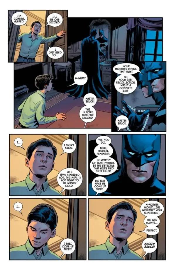 Batman #61 Review