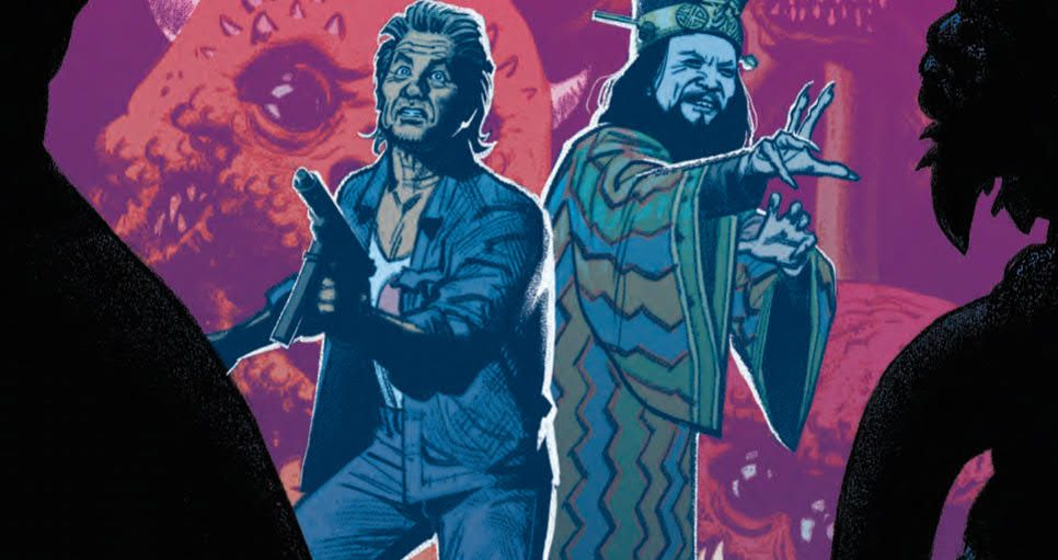 'Big Trouble in Little China: Old Man Jack, Vol. 2' TPB Review