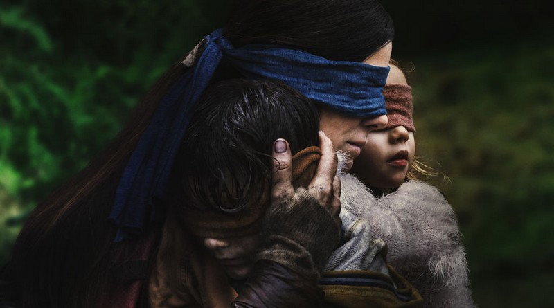 Bird Box Review: A clever character driven mystery/thriller
