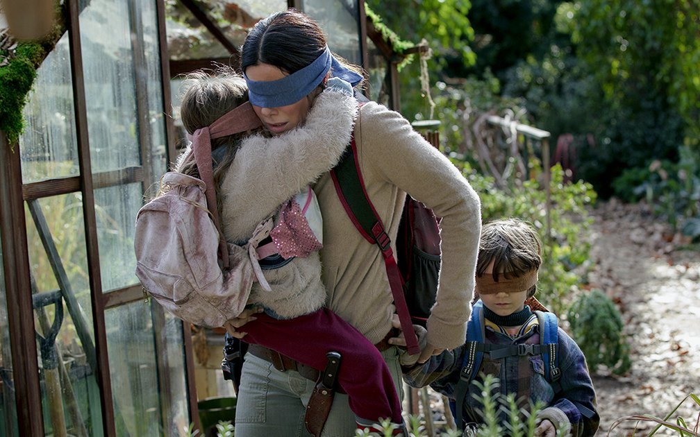 A second take on Netflix's mysterious and frightening 'Bird Box'