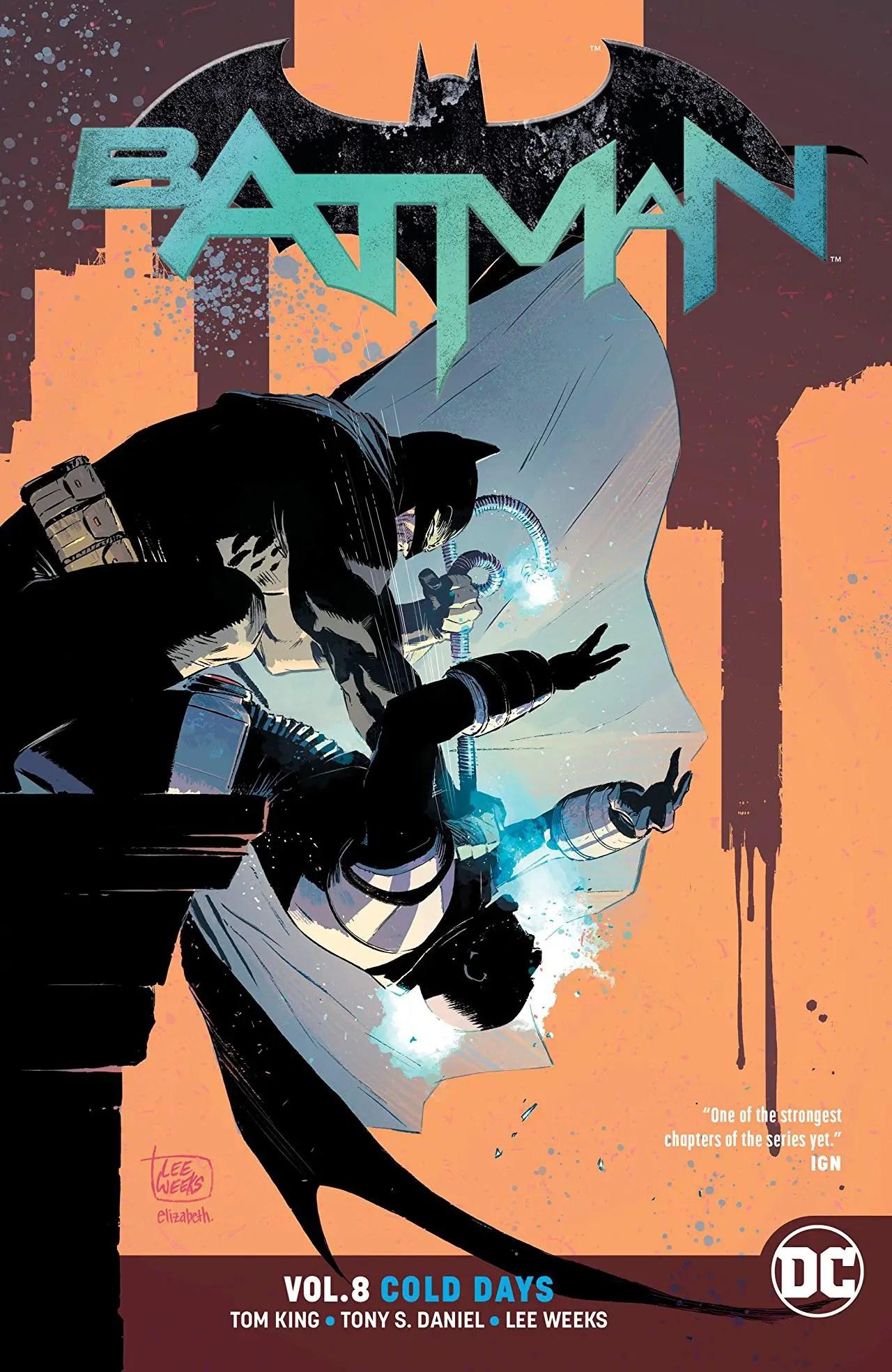 'Batman Vol. 8: Cold Days' review