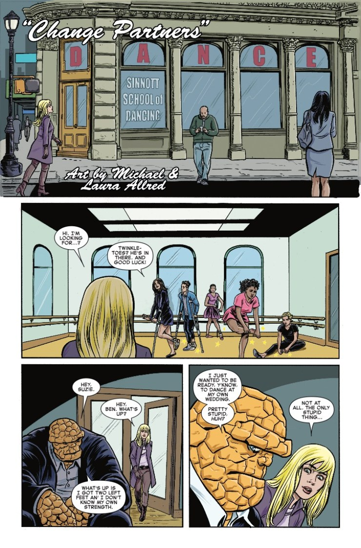 Fantastic Four #5 review: A celebration of fantastic shenanigans and history
