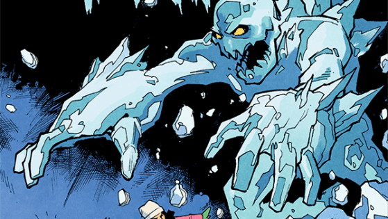 Dark Horse Preview: House of Fear: Attack of the Killer Snowmen and Other Spooky Stories
