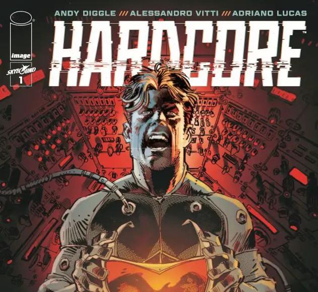 Hardcore #1 Review