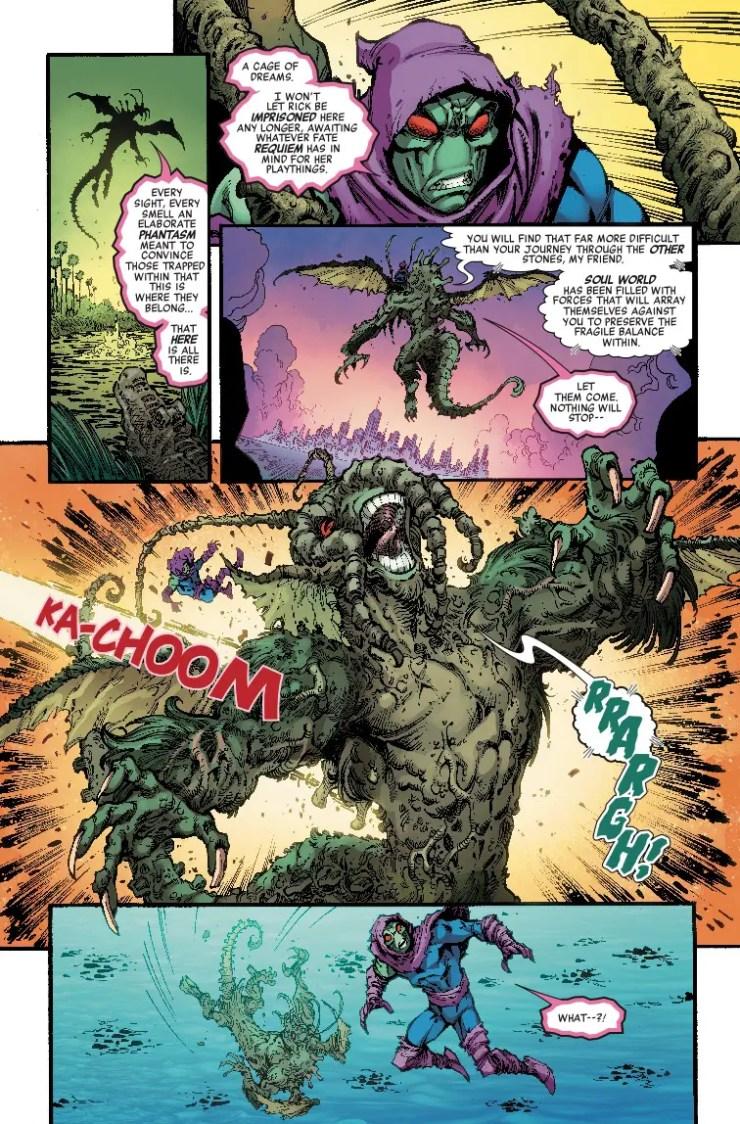 Marvel Preview: Infinity Wars: Sleepwalker #4
