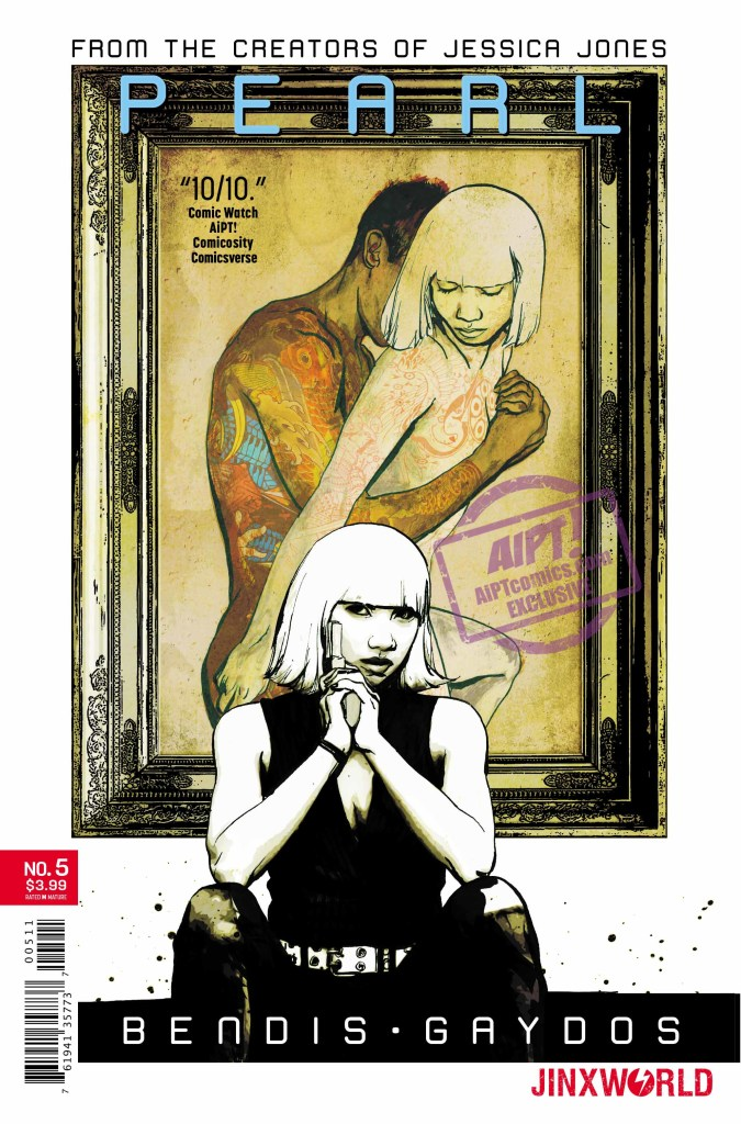 [EXCLUSIVE] DC Preview: Pearl #5