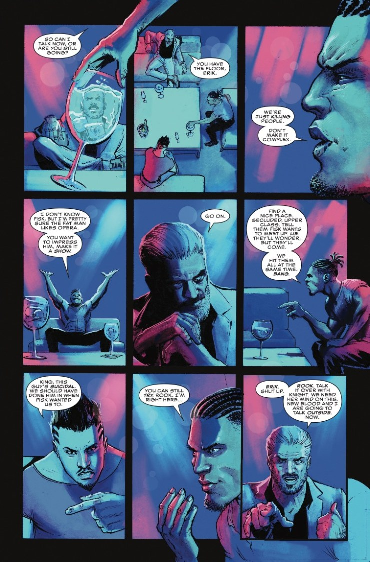 Marvel Preview: Killmonger #2