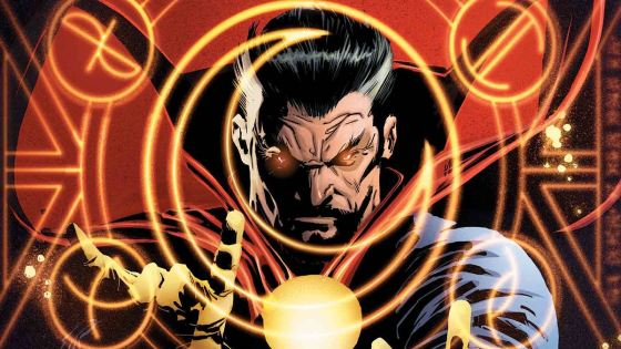 Marvel Preview: The Defenders: Doctor Strange #1