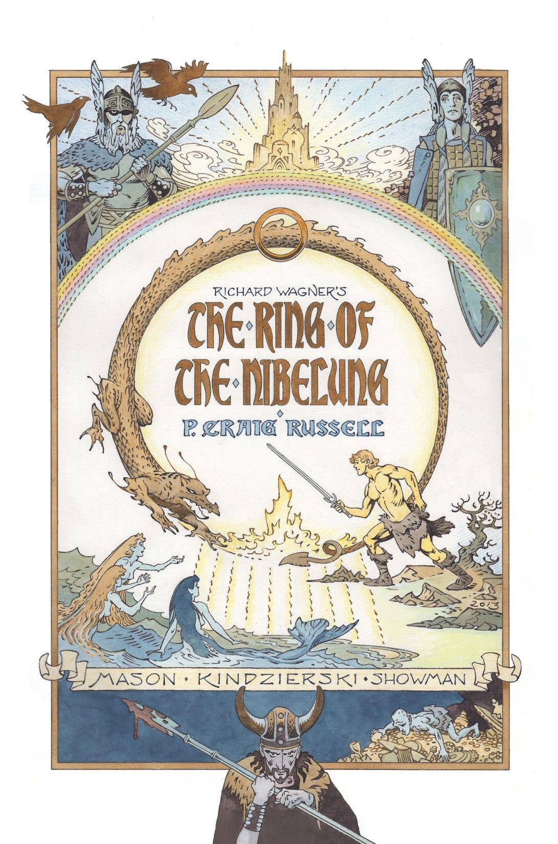 The Ring of the Nibelung review: A Magnum Opus