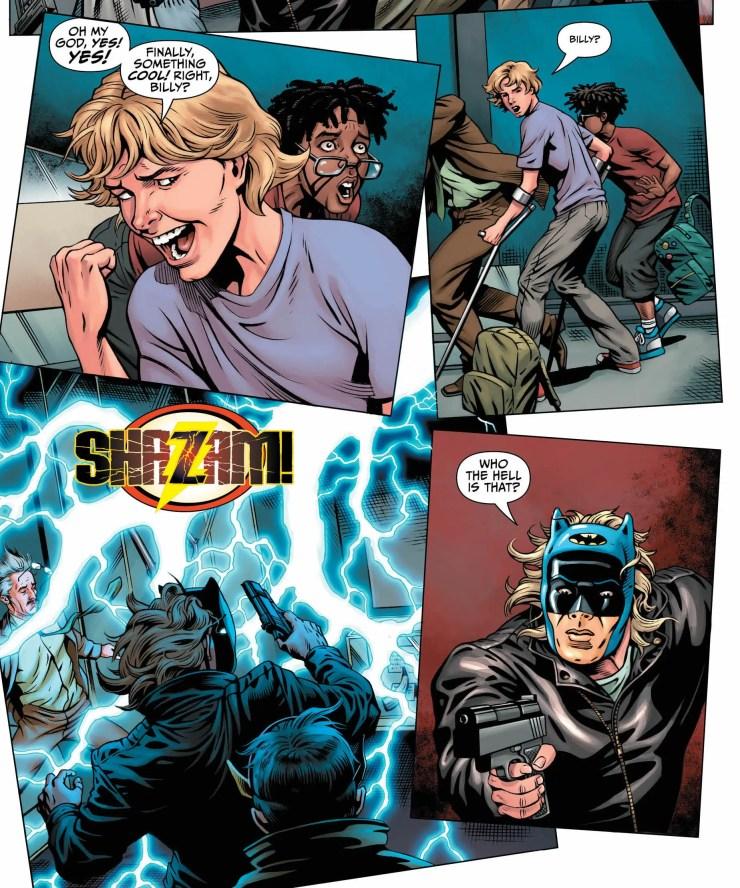 Shazam! #1 review: The Seven Magic Lands