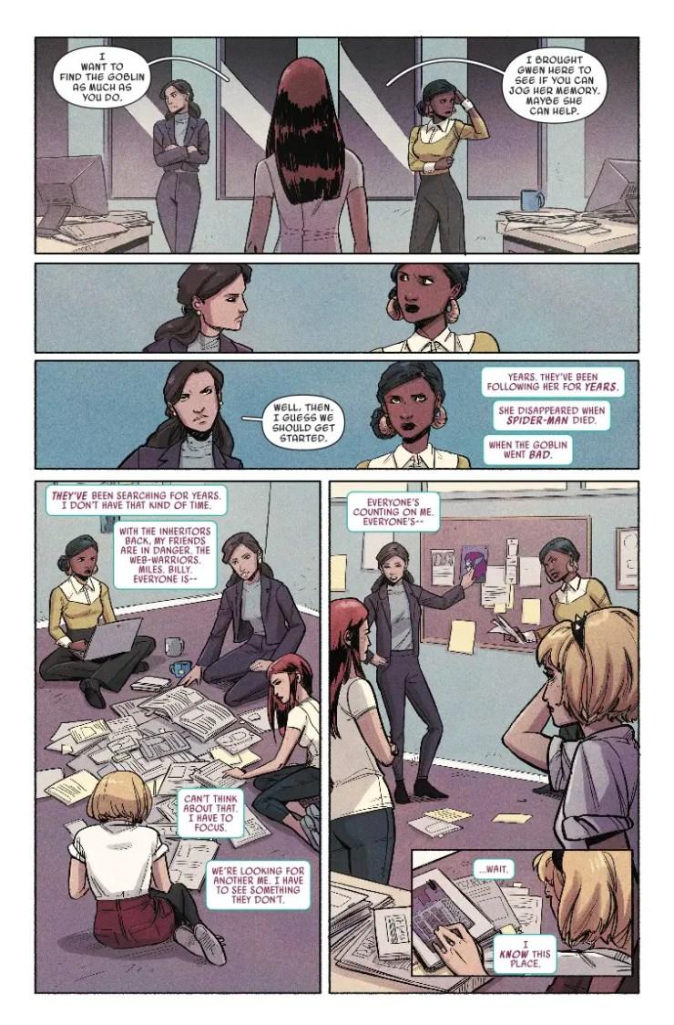 Marvel Preview: Spider-Gwen: Ghost Spider #3