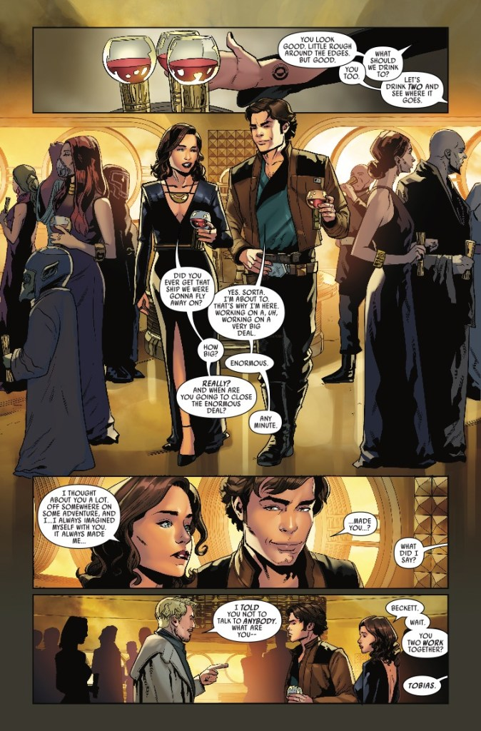 Marvel Preview: Star Wars: Solo #3