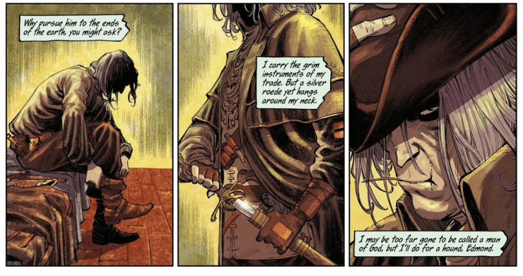 These Savage Shores #2 Review