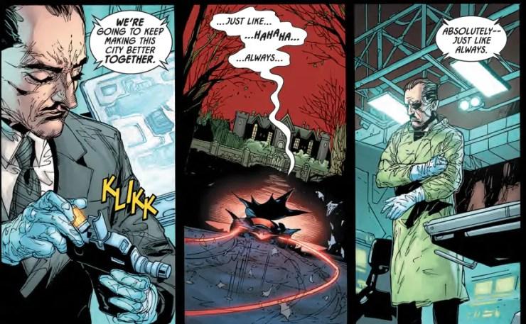 Detective Comics #995 Review