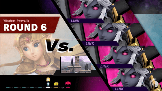 The updated Classic Mode is my favorite part of Smash Ultimate