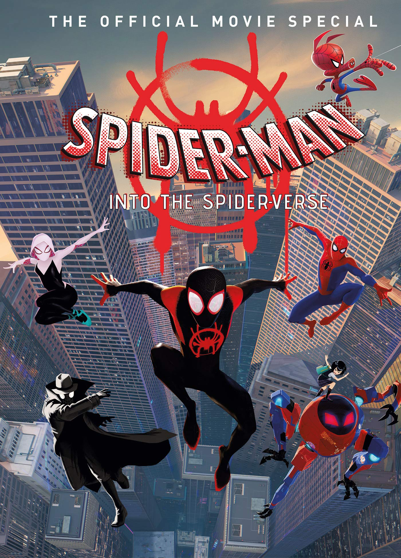 Spider-Man: Into The Spider-Verse The Official Movie Special review