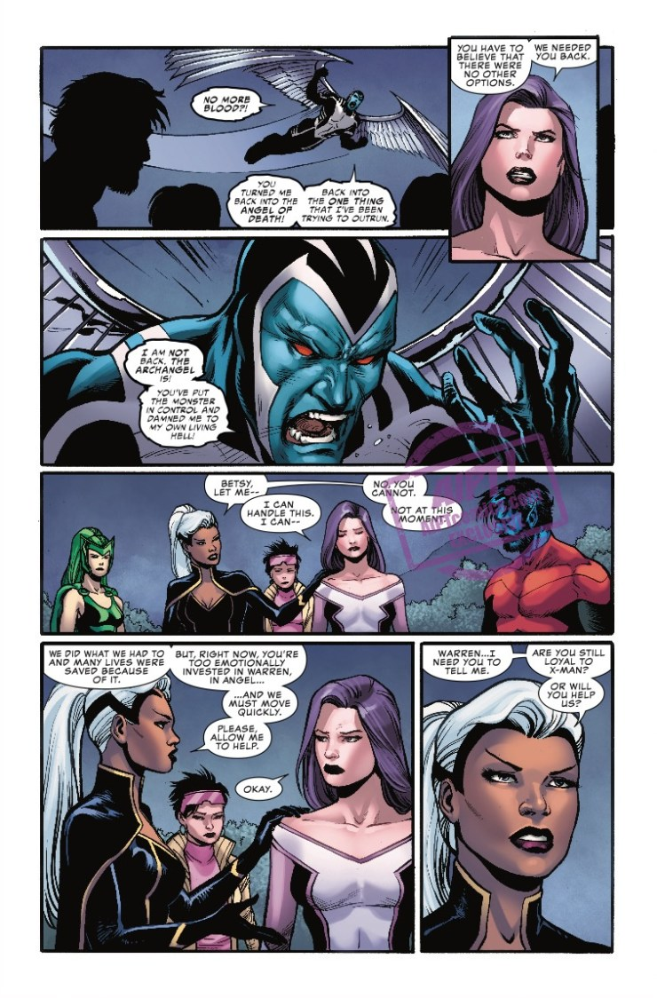 Uncanny X-Men #6 review