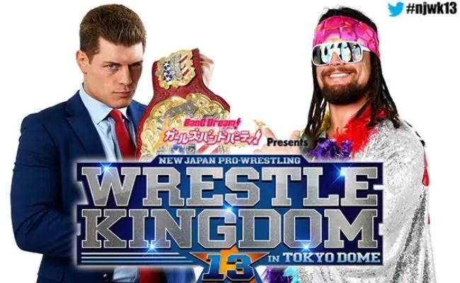 NJPW Wrestle Kingdom 13 preview