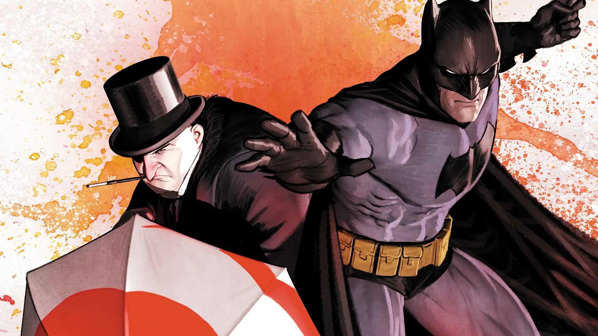 Batman #60 review
