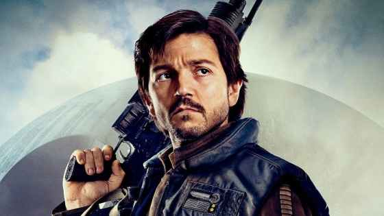 'Rogue One's Cassian Luna is getting his own series.