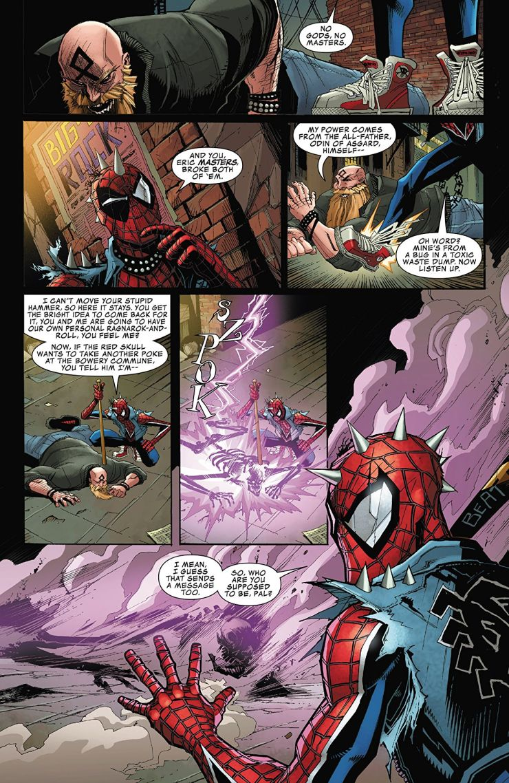 'Edge of Spider-Geddon' TPB review: A reminder of how deep the Spider-Man characters go