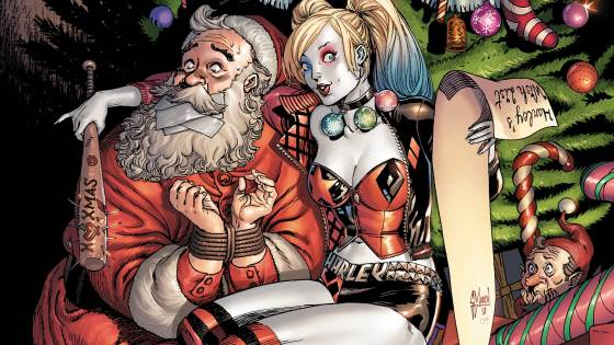 Harley Quinn #55 Review