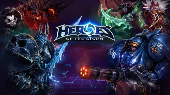 Blizzard scales back on 'Heroes of the Storm' development, cancels HGC and Heroes of the Dorm