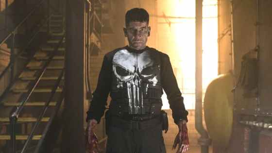 'The Punisher's second (and possibly final) season is coming in January, Netflix reveals