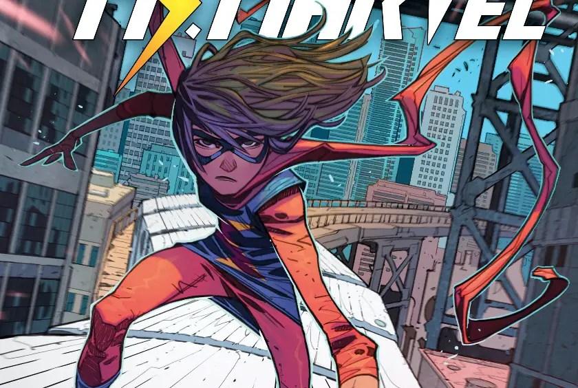 A 'Ms. Marvel' Disney+ series is under development