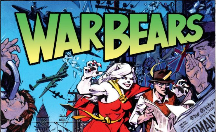 War Bears #3 Review: A weak ending to a disappointing series