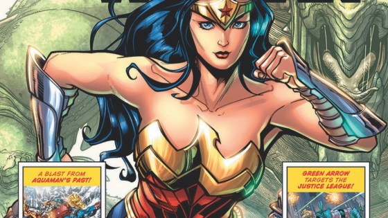 Swamp Thing, The Flash and more join DC's Walmart 100 Page Giants