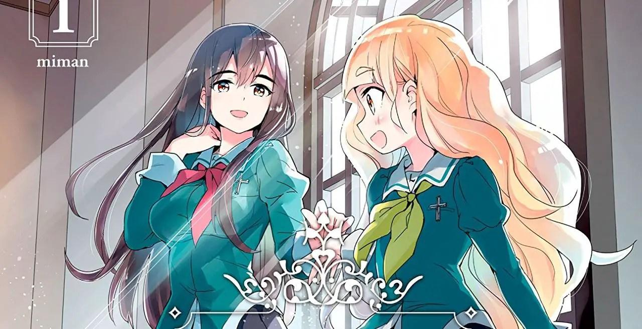 Yuri Is My Job! Vol. 1 Review