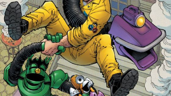 [EXCLUSIVE] Dark Horse Preview: Mystery Science Theater 3000 #4