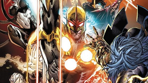 Marvel Preview: The Black Order #3