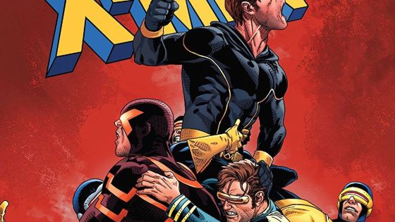 An eXclusive first look at Cyclops' long-awaited return!