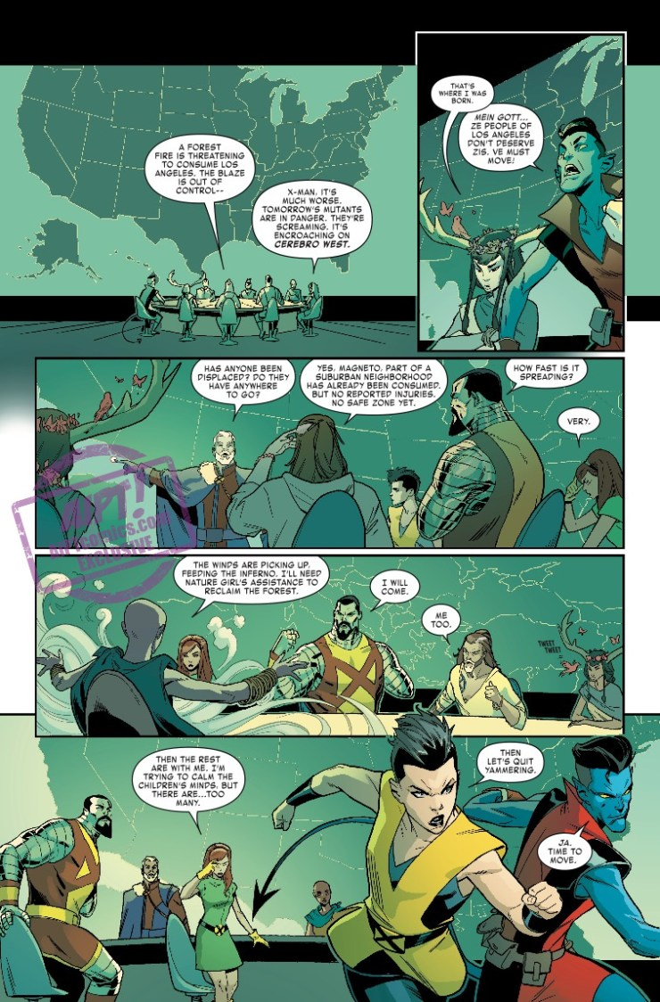 EXCLUSIVE Marvel Preview: Age of X-Man: The Marvelous X-Men #1