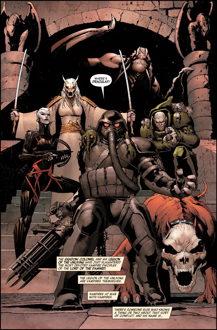 Avengers by Jason Aaron Vol. 3: War of the Vampires Review
