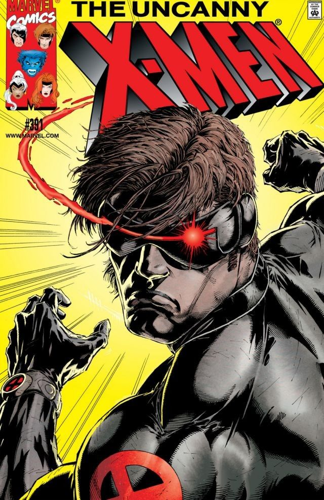 Judging by the Cover - Our favorite Cyclops covers