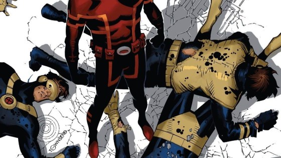 In honor of Cyclops Week, our panel of fashion judges evaluate Scott Summers' many costumes.